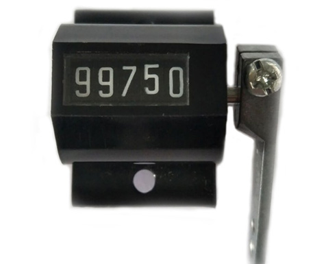 JL645B Series 5-Digit Mechanical Stroke Counter